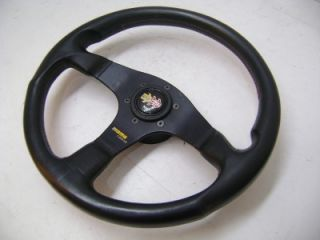 Momo Corse Leather Original Steering Wheel