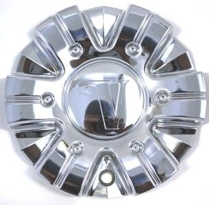 20 Velocity Wheel Chrome Center Cap VW166