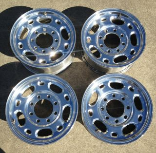 Silverado Duramax 2500 Suburban Stock Factory 16 Wheels Rims