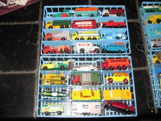 Matchbox Cars Lesney England Lot 72 Excellent to Mint