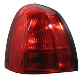 Sherman 518 190L Tail Light Assembly Left Lincoln Town Car