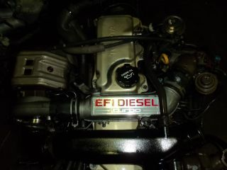 Toyota Tacoma T100 4Runner Hilux Pick Up JDM 2L TE Turbo Diesel Engine