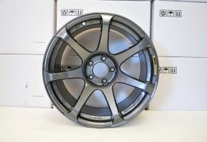 Cosmis Racing Aluminum Racing Wheels 18x10 25 5x114 MR7 Stanced