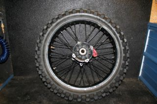KX250F KX250 Rear Wheel Hub Rim Spokes