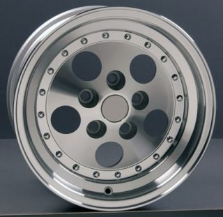 15x8 Wrangler Wheels Rims 30x9 5 Tires Silver Fits Jeep