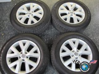 12 Nissan Murano Factory 18 Wheels Tires Rims 62562 D03001SX2A