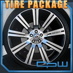 Range Rover Sport LR3 LR4 Wheel Tire Package Rims Marcellino