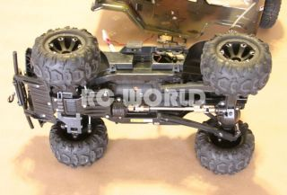 RC 1 10 Tamiya Truck Toyota FJ40 Land Cruiser Military RTR