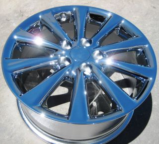17 FACTORY LEXUS IS250 IS350 CHROME WHEELS RIMS ES350 GS300 GS350 ES