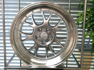 18 Miro 368 Wheels Rims VW Golf Jetta Gli MK5 MK6 Audi TT A3 5x112