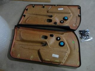 HERE WE HAVE A SET OF 1995 1999 E36 BMW 318TI DOOR FRONT DOOR PANELS
