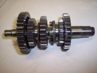 72 76 Yamaha AT3 CT3 DT MX 100 175 125 YZ DT125 Transmission Gears