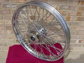 60 Spoke Wheel for Harley Chopper Dyna 21 x 2 15