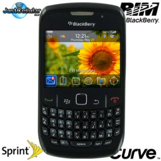 Brand New Rim Blackberry Curve 8530 3G WiFi GPS Cell Phone No Contract