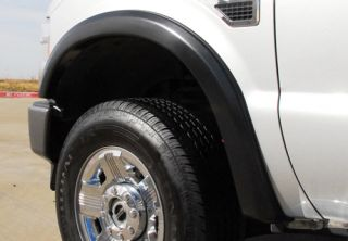 Prestige Street Style Fender Flare Set Smooth Fits Ford F 250 F 350