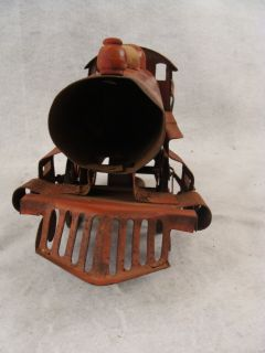 Antique Circa 1900 Pressed Steel Locomotive Toy Train
