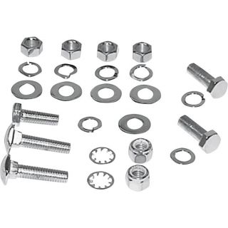 Colony Transmission Mounting Kits Chrome 9420 21 Harley Davidson