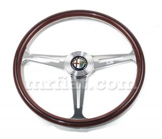 Alfa Romeo Spider Giulietta GTV Steering Wheel 390mm
