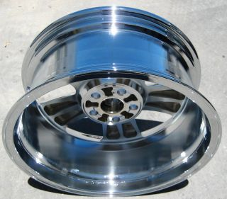 Stock 4 New Factory 19 Lexus LS460 LS600HL Chrome Wheels Rims