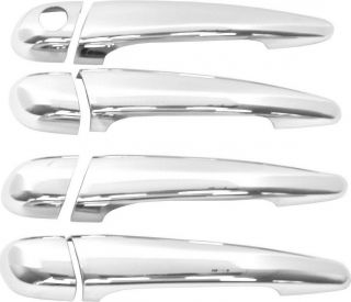 New URO Parts BMW Door Handle Covers Chrome 8P CDHE464DR CDHE464DRA