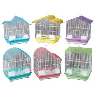 Prevue Pet Products Stylish Small Bird Cage   Cages & Stands   Bird