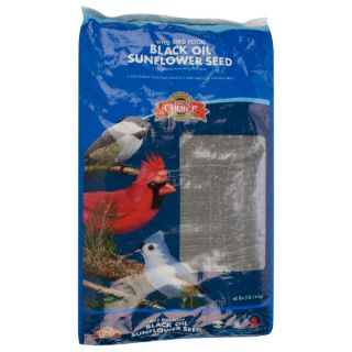 Grreat Choice® Black Oil Sunflower Seed Wild Bird Food   Sale   Bird