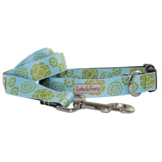 Lola & Foxy Nylon Dog Collars   Basil	   Collars   Collars, Harnesses & Leashes