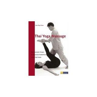 Thai Yoga Massage Kam Thye Chow Bücher