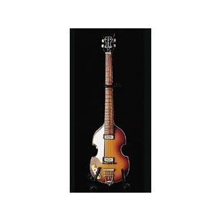 Mini Bass Guitar paul Mccartney Musik