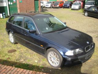 BMW 328i touring 1.Hd Leder Scheckheft Klima((TOP))
