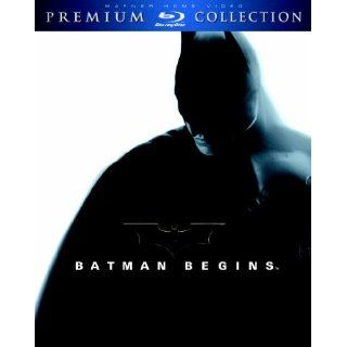 Batman Begins   Premium Collection [Blu ray] Michael Caine