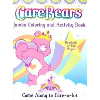 Care Bears Jumbo Coloring and Activity Book (Care Bears Coloring