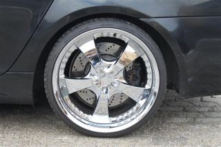 Work Wheels Felgen Räder 20 Zoll BMW LS 105
