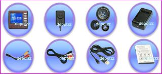 MOTION DETECTOR ACTIVATED VIDEO SPY CAMERA DVR RECORDER