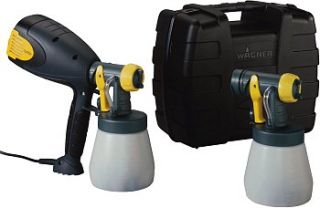 WAGNER FINE PAINTING TOOL SYSTEM SET SPRAY PAINT GUN AIRBRUSH 300W NEW
