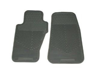 2005 2007 Jeep Grand Cherokee Gray All Weather Floor Mats