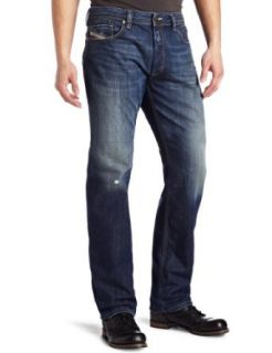 Diesel Mens Larkee 886T Relaxed Straight Leg Jean