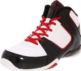 AND 1 Mens Total Assist Basketball Shoe Shoes