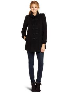 Nicole Miller Womens Mod Swing Coat Clothing
