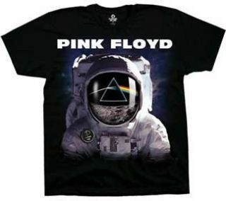 Pink Floyd Space Man T shirt Clothing