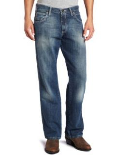 Wrangler Mens Retro Mid Rise Relaxed Fit Boot Cut Jean