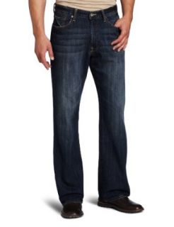 Lucky Brand Mens 181 Relaxed Straight Leg Jean in Ol