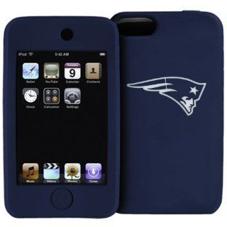 NFL New England Patriots Silicone iPod Touch Case   Navy