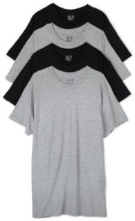 Fruit of the Loom Mens Crewneck Tee 4 Pack Clothing