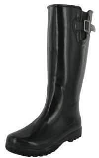 Waterproof Weatherproof Galoshes Wellies Rain Boots Shoes Shoes