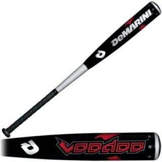 2007 DeMarini VooDoo  7.5 Big Barrel Baseball Bat