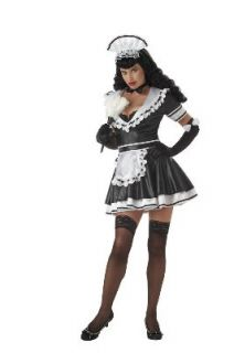 Bettie Page Maid Bettie   Adult Small Costume Clothing