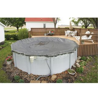 Arctic Armor Gold 18 x 40 Oval Above Ground Winter Pool Cover