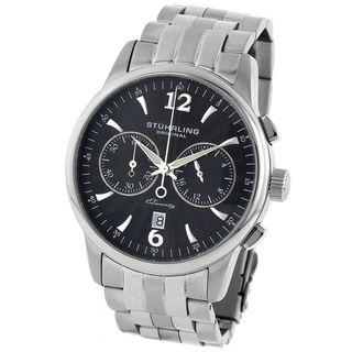 Stuhrling Original Aristocrat Elite Mens Chronograph Watch