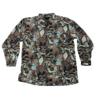 Mens Silk shirt  Clothing